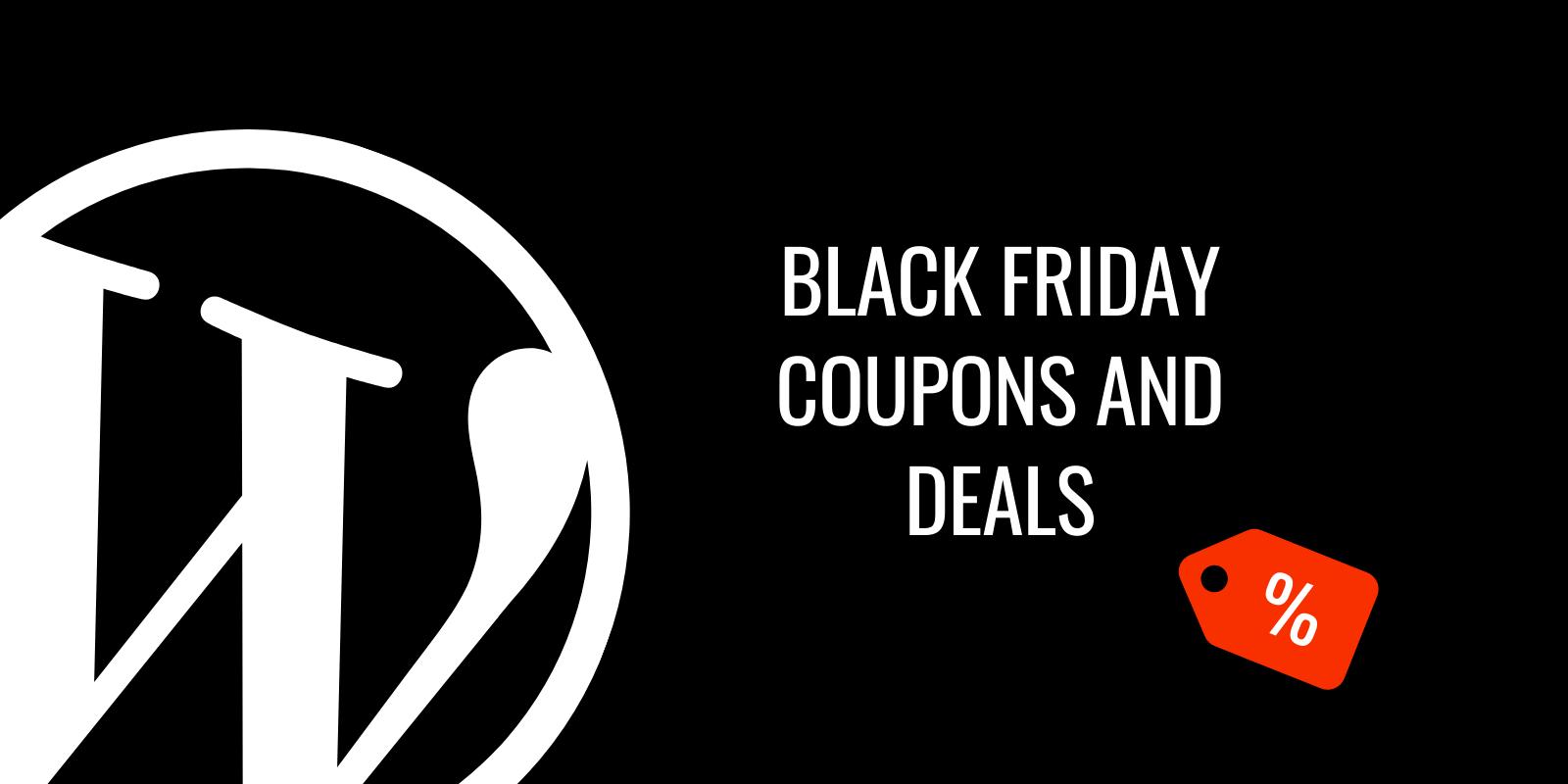 Black Friday 2019 Wordpress Coupons And Deals Jurosko Com